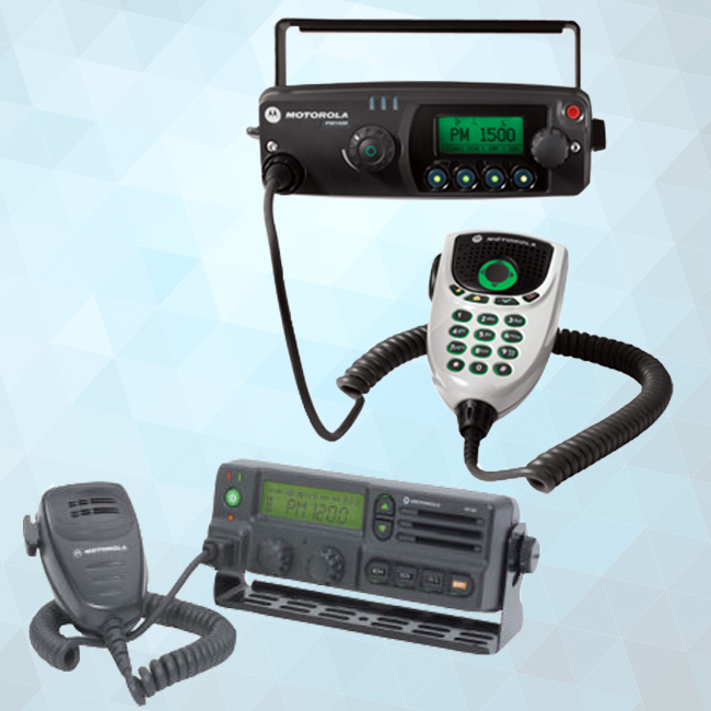 PM1200 Mobile Two-Way Radio